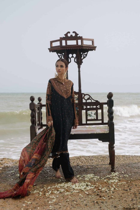 wishcart-Zara Shahjahan Luxury Lawn Collection 2019 ZARK-D10