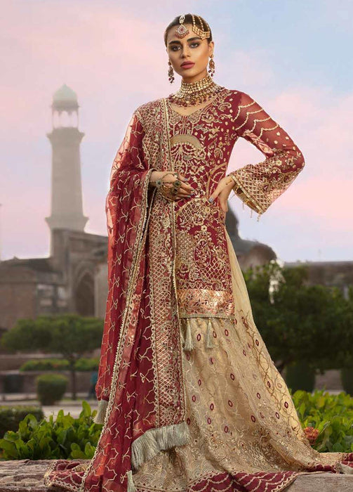 wishcart-Pakistanisuits-Emaan Adeel Bridal Dresses Vol 2- D 205