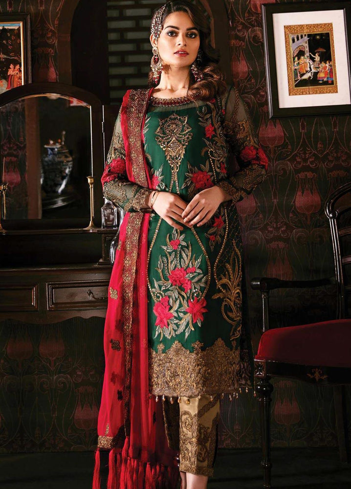 wishcart-Pakistanisuits-Serene Imrozia Embroidered Chiffon Dresses 2020-106 Magnifique Fade