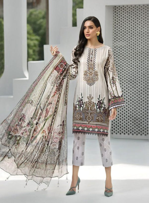 Wishcart-Pakistanisuits-Iris Lawn by Jazmin Vol 2 2019 Collection GYPSY FLEUR 10