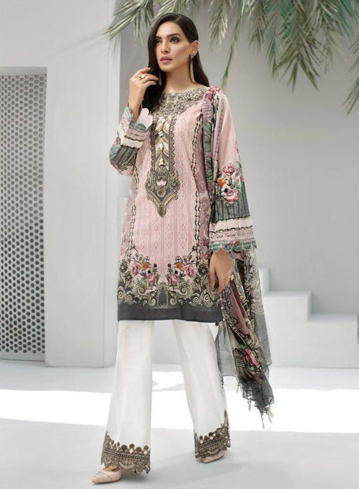 Wishcart-Pakistanisuits-Iris Lawn by Jazmin Vol 2 2019 Collection FREYA 1