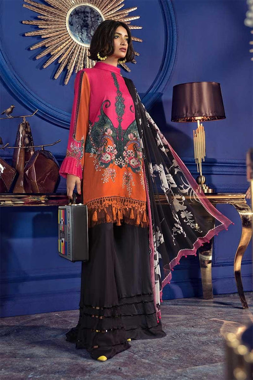 wishcart-Pakistanisuits-MARIAB Mprints Fall Winter 2019 MPT-702-A