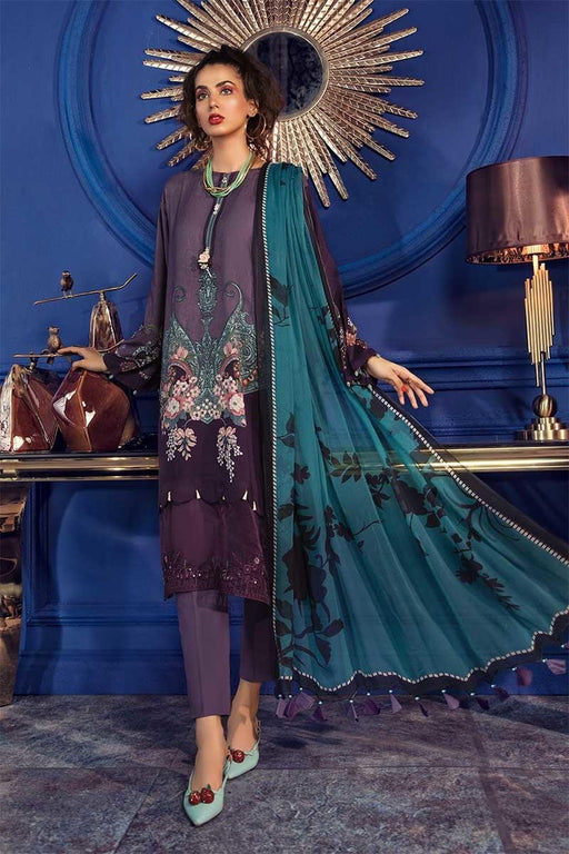 wishcart-Pakistanisuits-MARIAB Mprints Fall Winter 2019 MPT-702-B