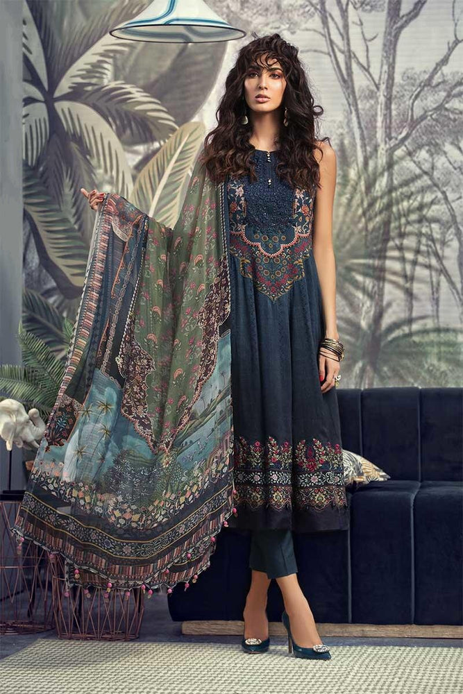 wishcart-Pakistanisuits-MARIAB Mprints Fall Winter 2019 MPT-704-A