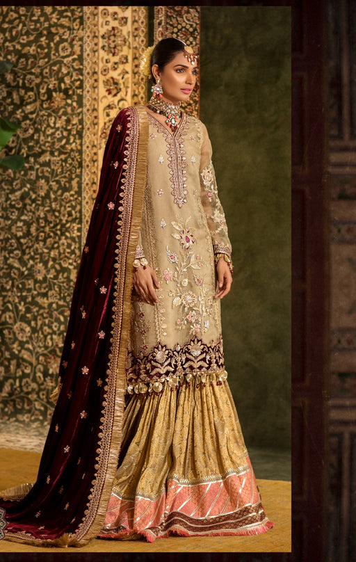 wishcart-Pakistanisuits-Noor Embroidered Festive Dresses 2019 -D4