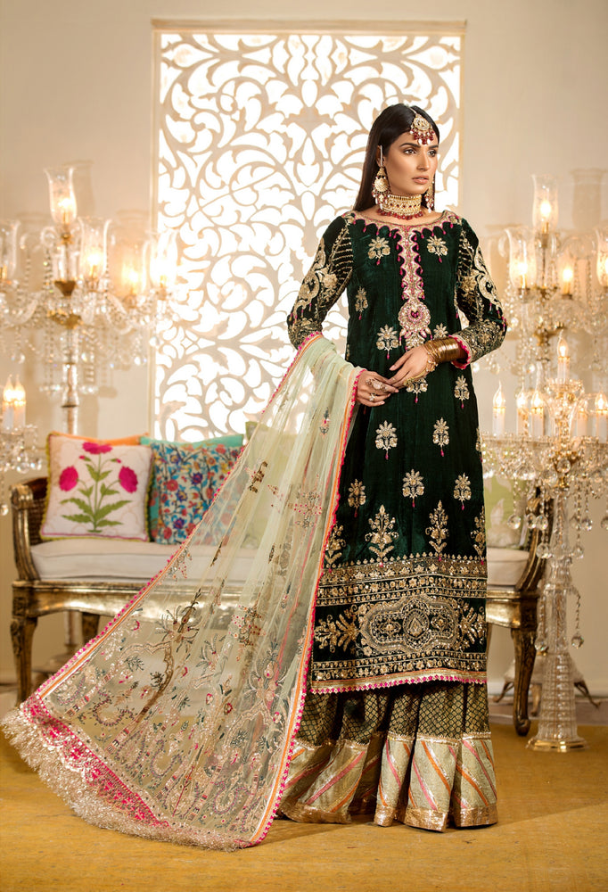 wishcart-Pakistanisuits-Noor Embroidered Festive Dresses 2019 -D6