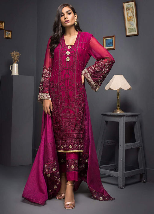 wishcart - Kalyan Festive Chiffon Collection by ZS A3