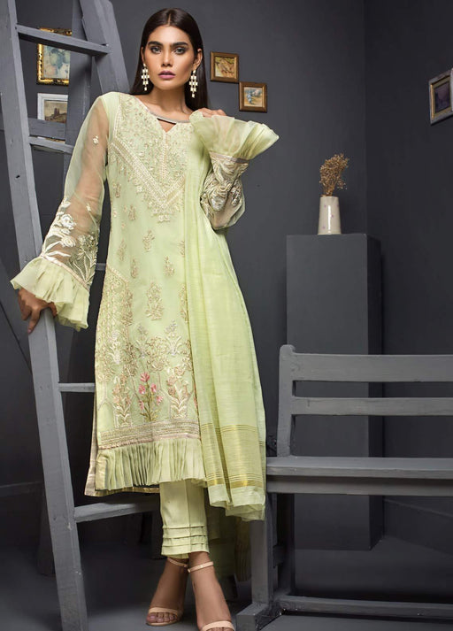 wishcart - Kalyan Festive Chiffon Collection by ZS A6