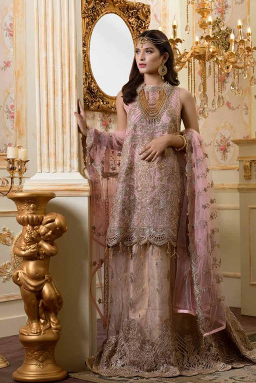 Wishcart-Pakistanisuits-Shamrock Premium Wedding Chiffon 2019 Collection 710
