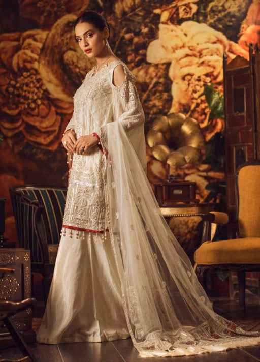 wishcart-Ghuzarish Wedding Luxury Chiffon by Adan Libas  7A 1