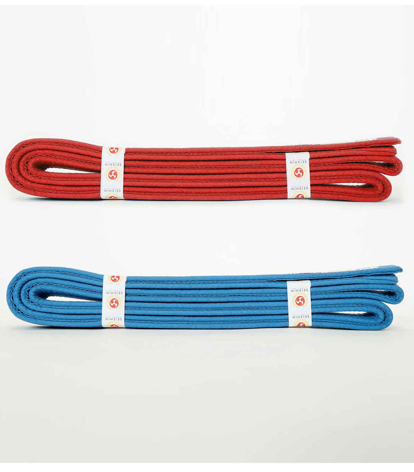 Seishin Competition Belts - Seishin International  - 2