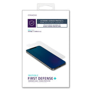 Invisible First-Defense Tempered Glass Screen Protector for iPhone® 12 Mini (5.4) with $200 Replacement Guarantee