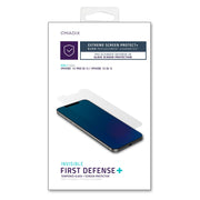 Invisible First-Defense Tempered Glass Screen Protector for iPhone® 12 Pro / iPhone 12 (6.1) with $200 Replacement Guarantee