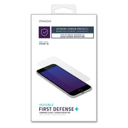 Invisible First-Defense Tempered Glass Screen Protector for iPhone® SE (2020) with $200 Replacement Guarantee