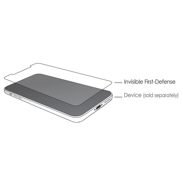 Tempered Glass Screen Protector for iPhone Xs and iPhone