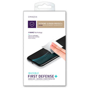 Invisible First-Defense+ NanoGlass Universal Screen Protector - $350