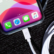 4' Charging-Data Sync Cable for Lightning® and USB-C Devices
