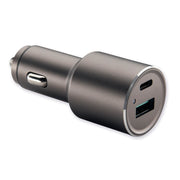 2 Port Quick Charge 3.0 and Power Delivery Car Charger