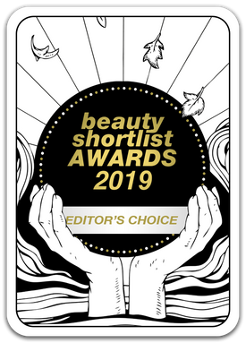 The Beauty Shortlist Editor's Choice Award 2019