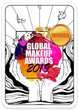 Global Makeup Awards 2019 - la lune de velours