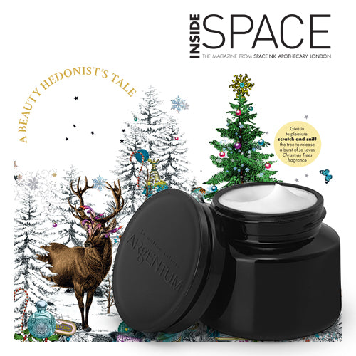 Magazine cover for SPACE NK