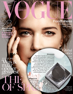 Magazine cover for Vogue Nederland