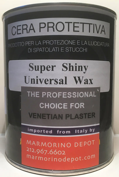 UNIVERSAL SUPER SHINY WAX