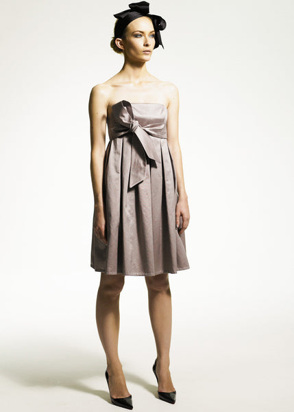 La petite S***** lilac bow dress SS08