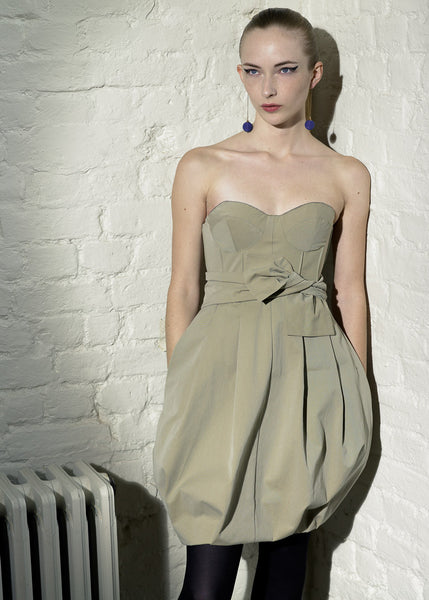 La Petite S***** bustier dress Spring Summer 07