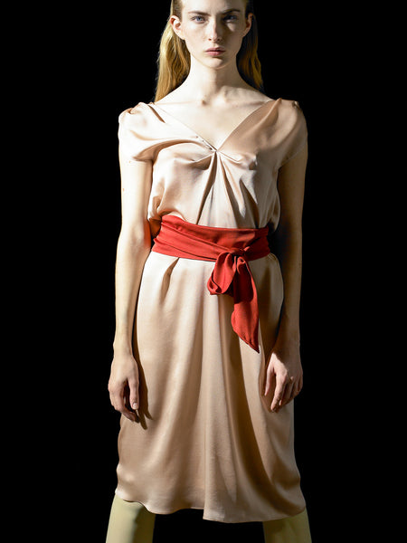 La Petite S***** SS07 satin dress