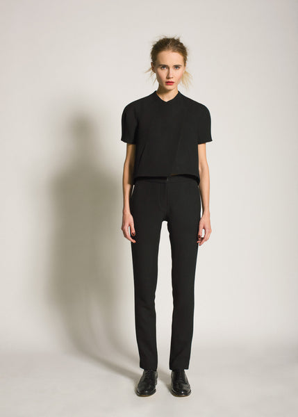 La Petite S***** AW09 black short sleeve jacket