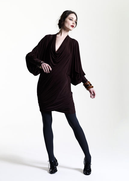 La Petite S***** AW11 jersey dress with sleeves