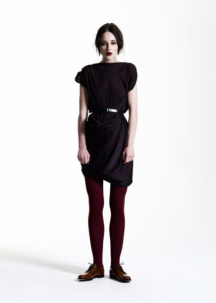 La Petite S***** AW11 black dress in satin