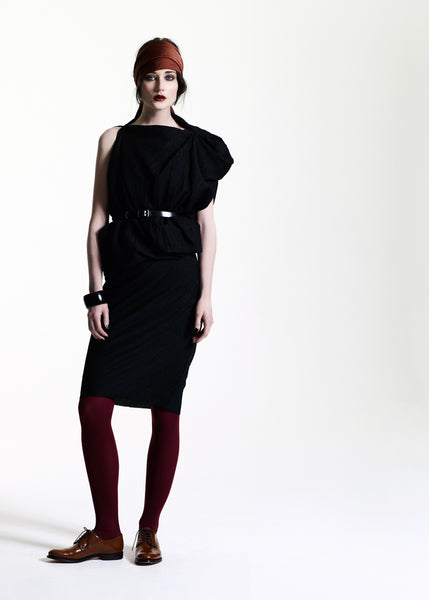 La Petite S***** AW11 belted black tunic