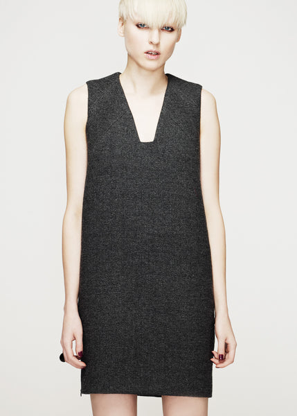 La Petite S***** AW12 wool mix shift dress