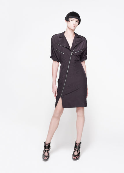 Biker dress by La Petite S***** SS11