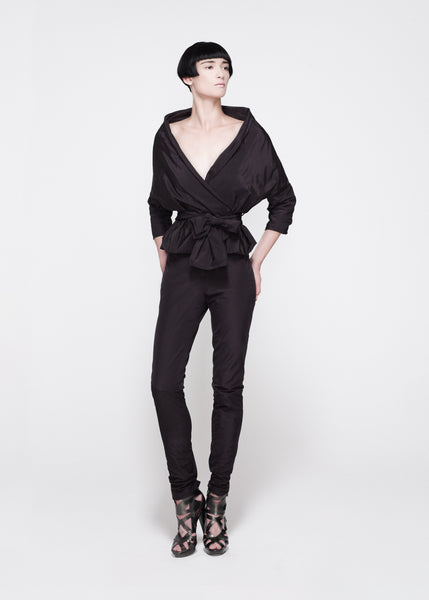Wrap jacket and trousers La Petite S***** SS11