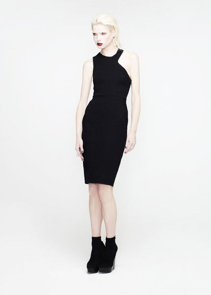 La Petite S***** SS12 cut out dress in black