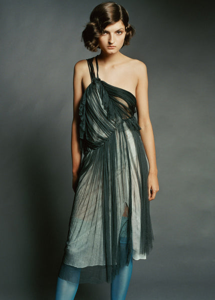 La Petite S***** Gathered tulle dress SS 2005