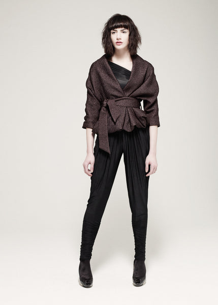 Wrap jacket and trousers La Petite S***** AW10