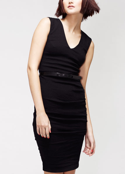 black La Petite S dress