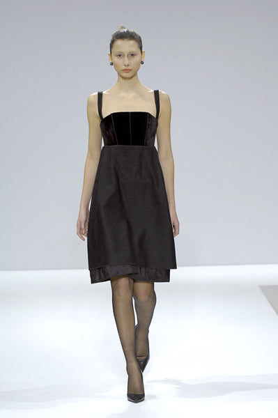 La Petite S***** Black dress AW07
