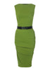 lime la petite s vest dress