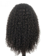 Remy Human Hair Deep Curly 13x4 Lace Front Wig 8-26inch