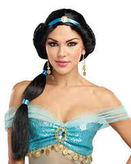 Synthetic Wig Women's Harem Princess Wig Cosplay Heat Resistant Wig