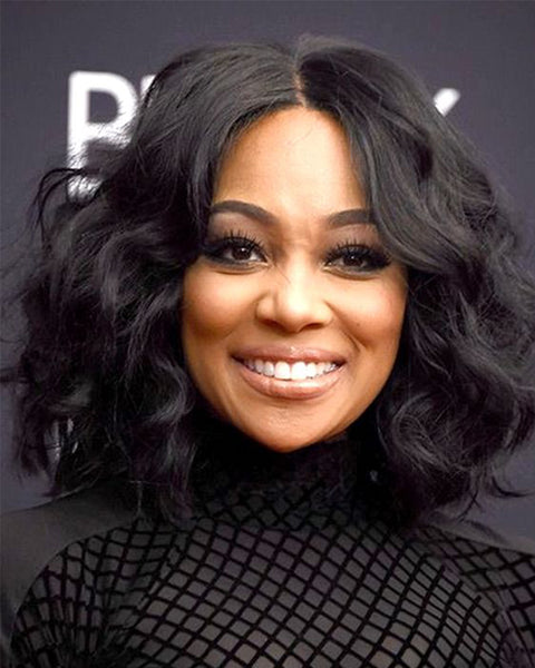 Remy Human Hair Body Wave Short Bob 13x4 Lace Front Wig