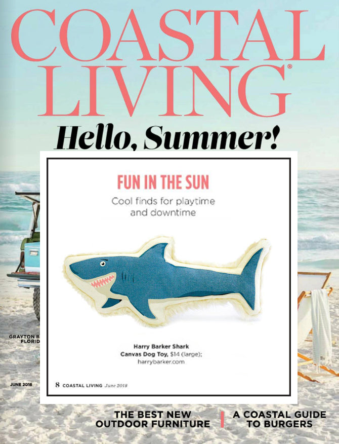 Coastal Living June 2018