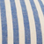 Small / Vintage Stripe Blue / No