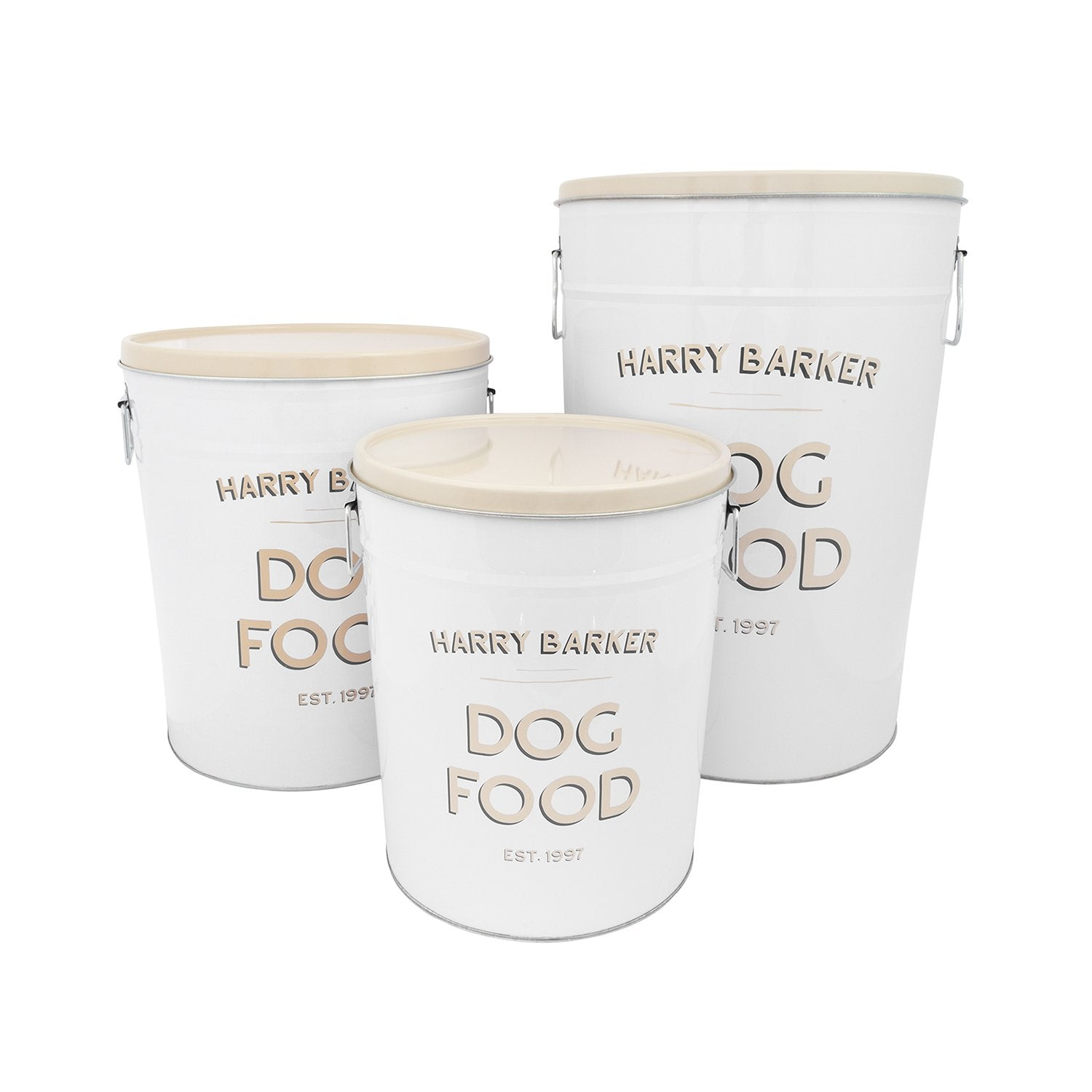 Barker Bistro Food Storage