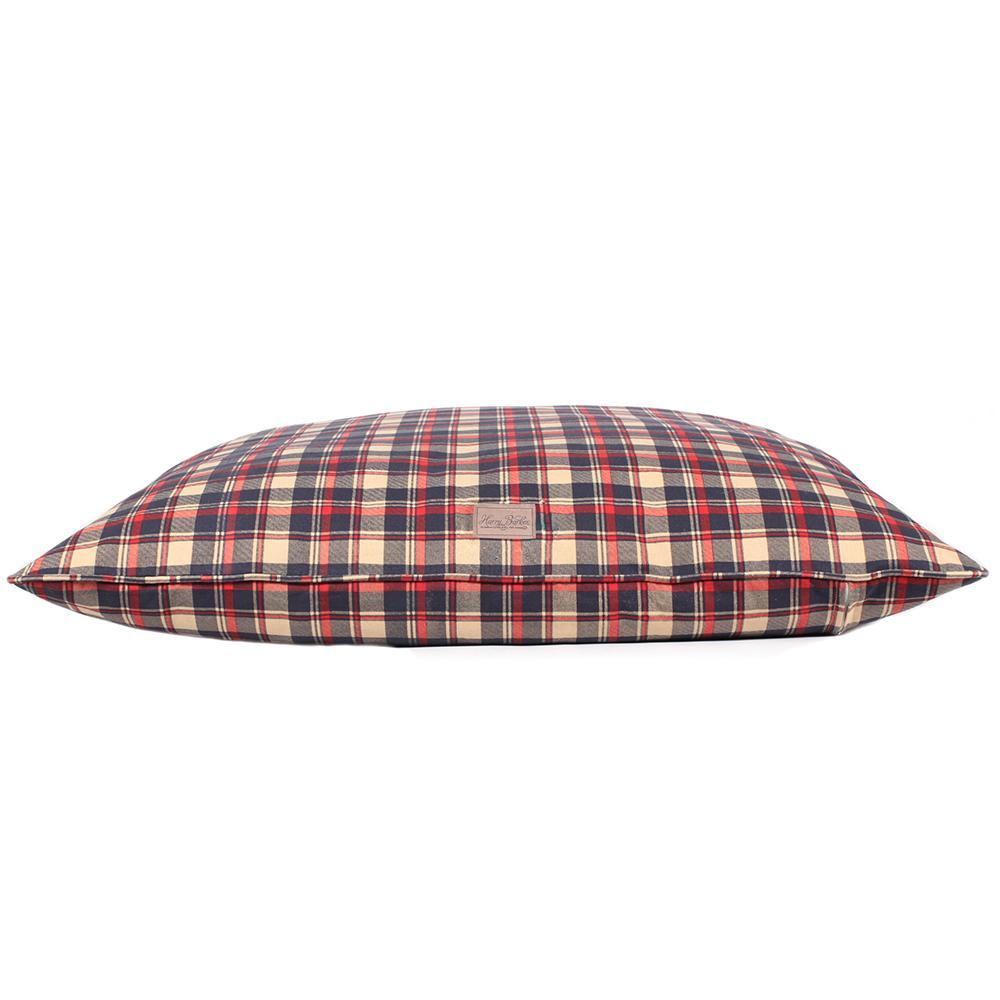 Bed Cover - Plaid Dog Bed Cover